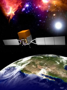 Fermi satellite