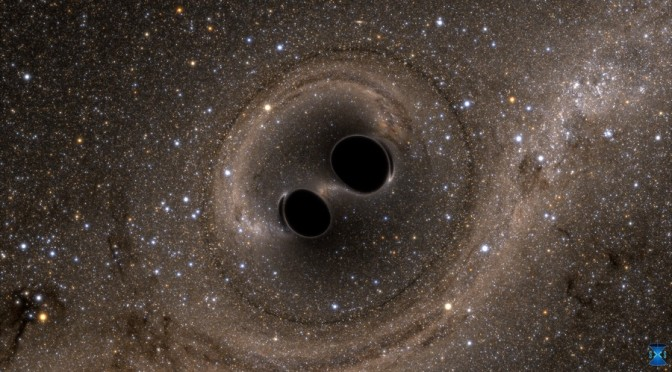 Gravitational waves finally detected